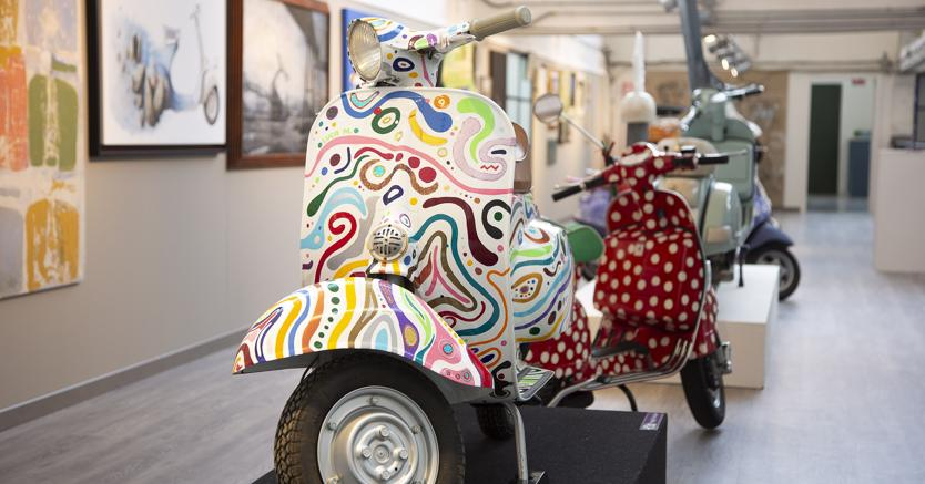"""FuturPiaggio"", a new exposition in a renewed museum"