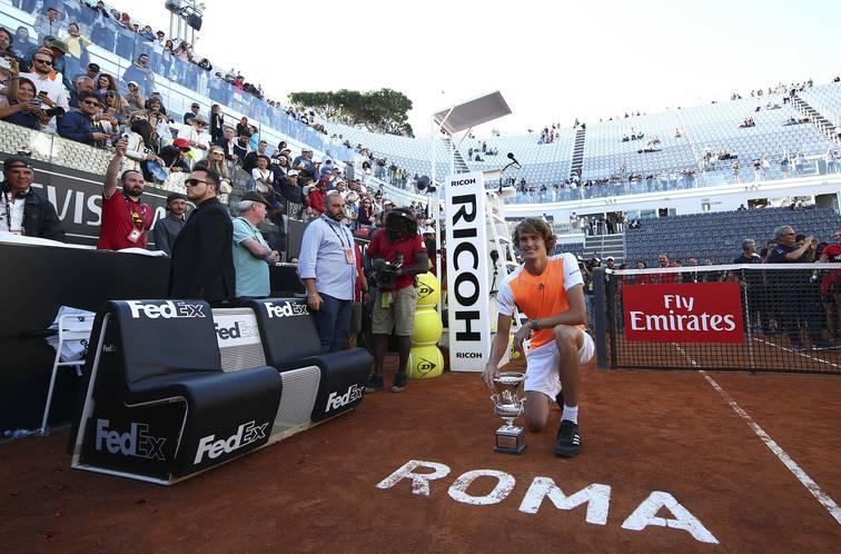 International Tennis in Rome