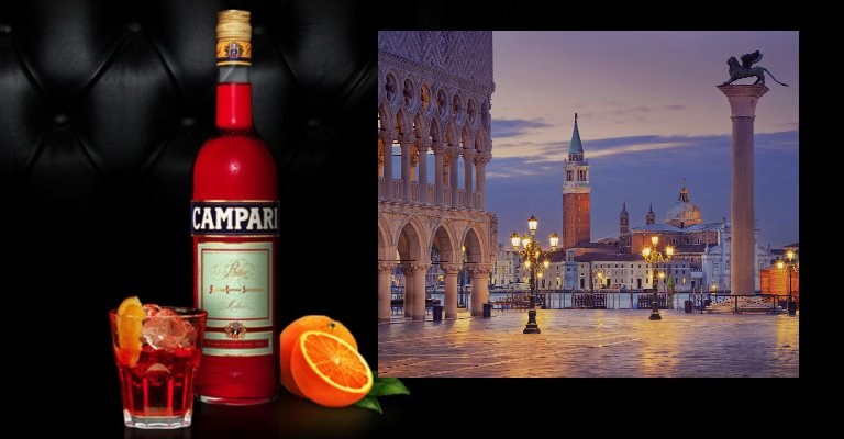 Campari Raises a Toast to the 75th Venice International Film Festival