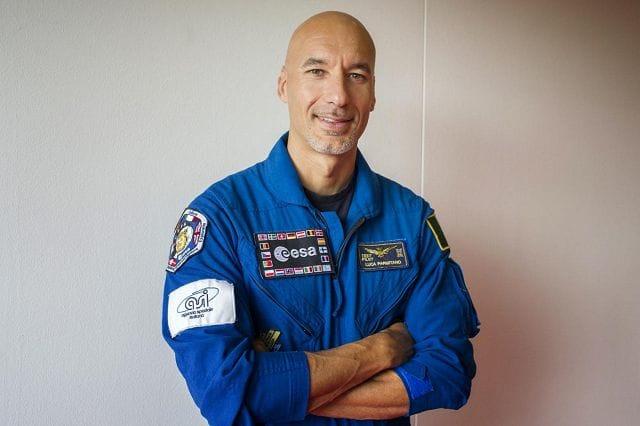 Italian astronaut Parmitano goes 'Beyond'