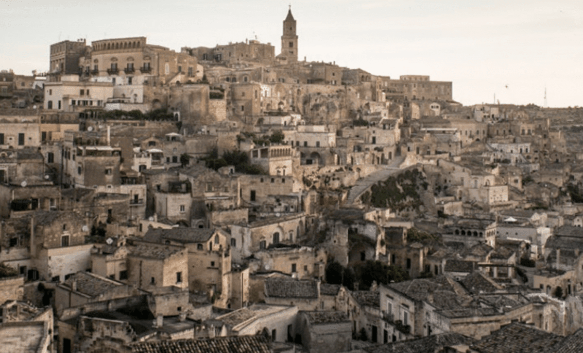 Three jewels of southern Italy