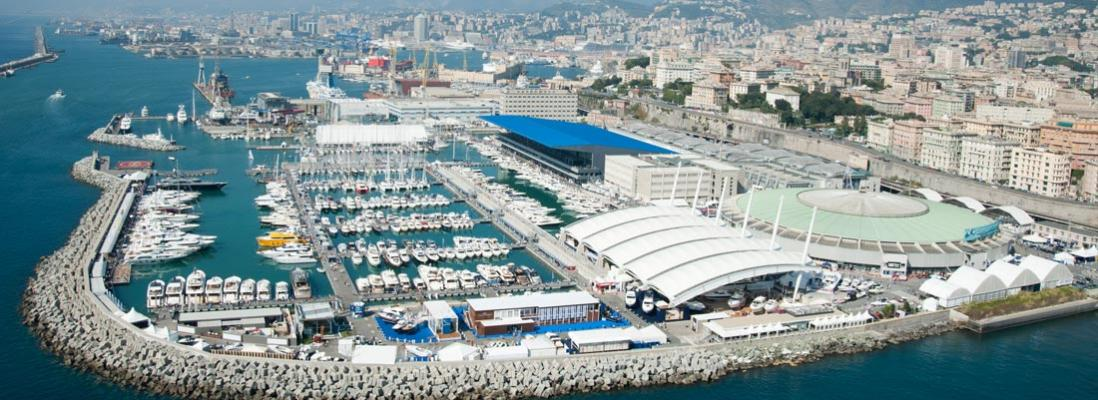 Genoa International Boat Show turns green