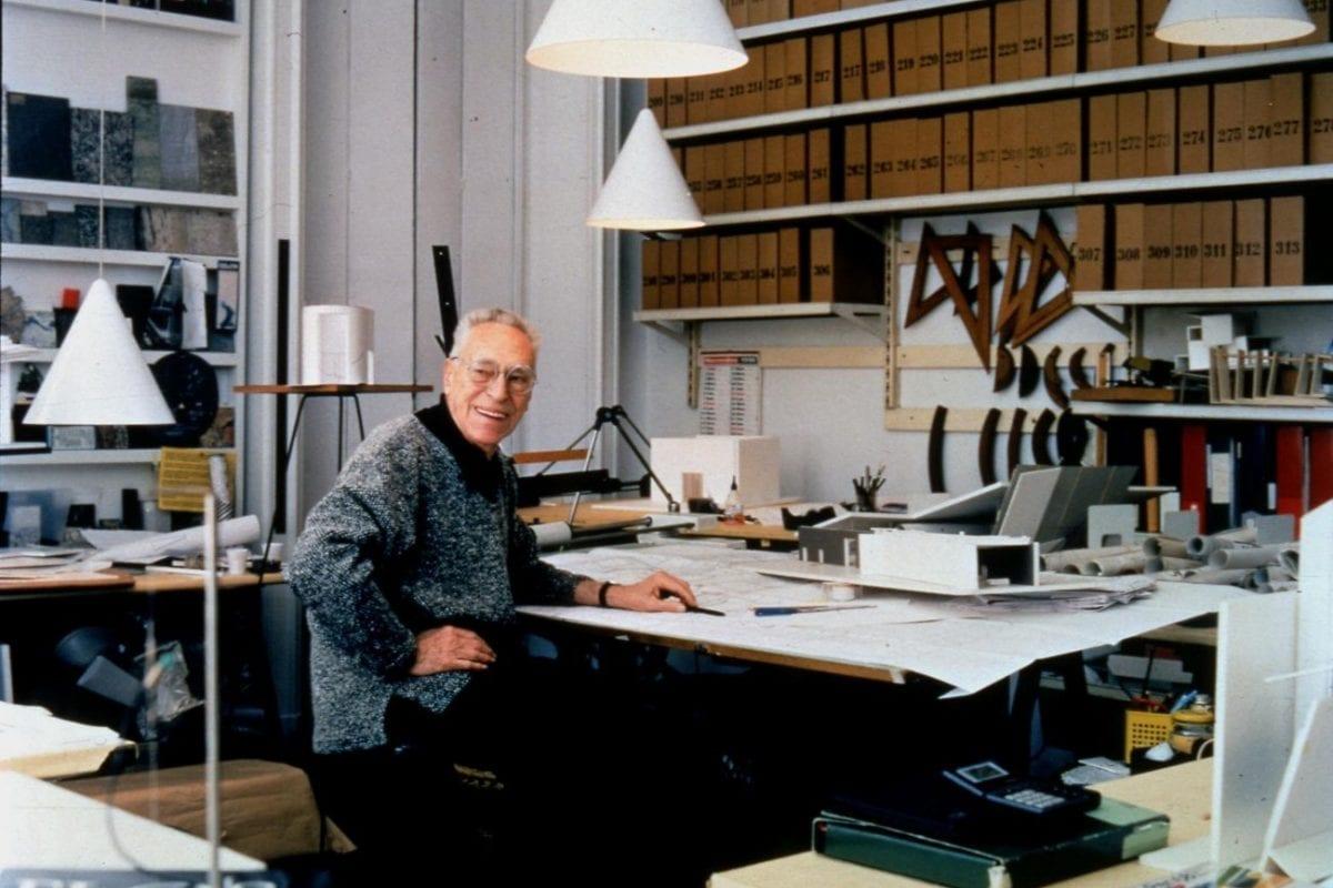 Achille Castiglioni at La Triennale di Milano
