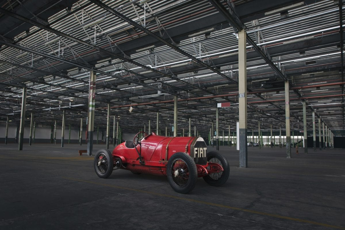 Bonhams classic cars auction in Padua