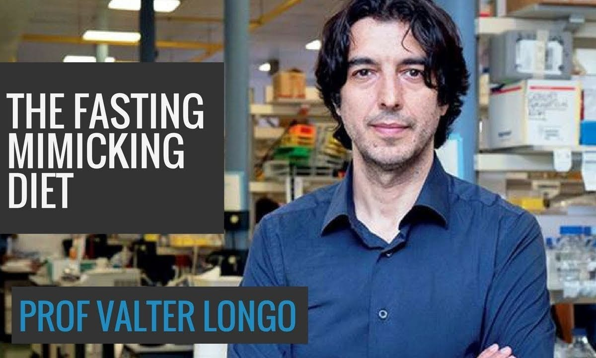 Valter Longo, the youth scientist