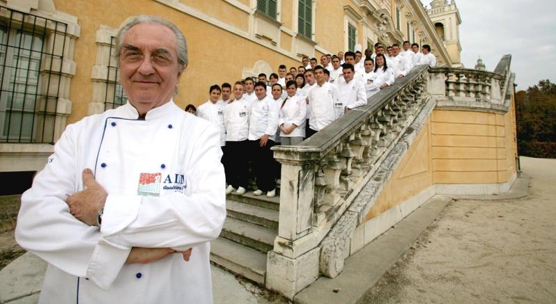 Marchesi and the Great Italian Cuisine World Tour