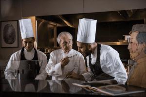 Gualtiero Marchesi cibo italiano italian food cucina