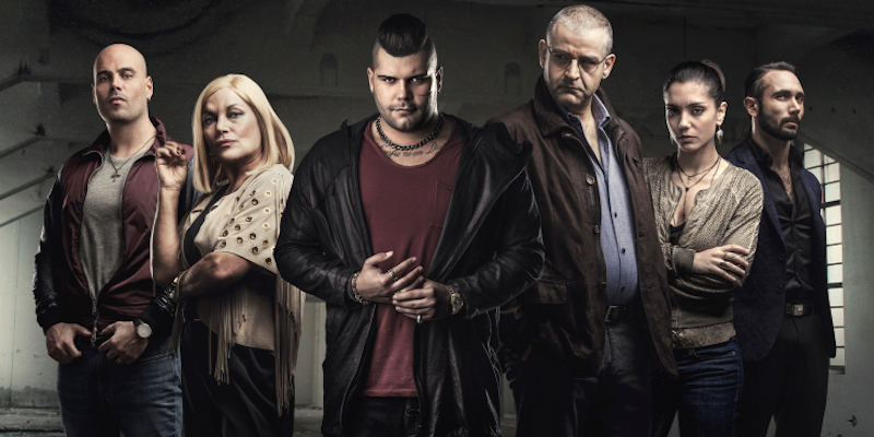 The most popular Italian TV series abroad