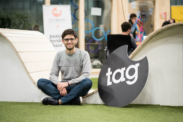 Davide Dattoli, among Europe's top 30 Under 30 in Technology