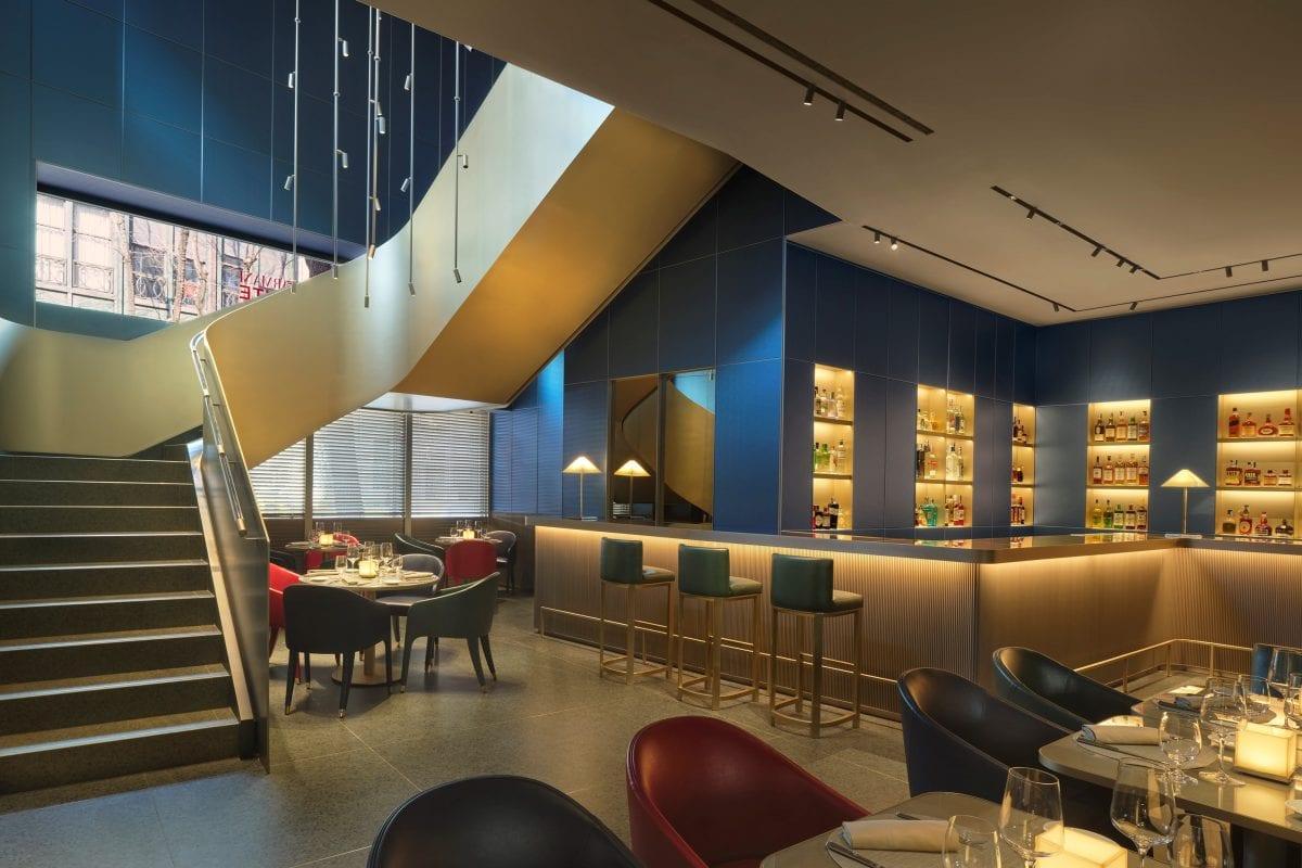Emporio Armani Caffè & Ristorante concept in Milan