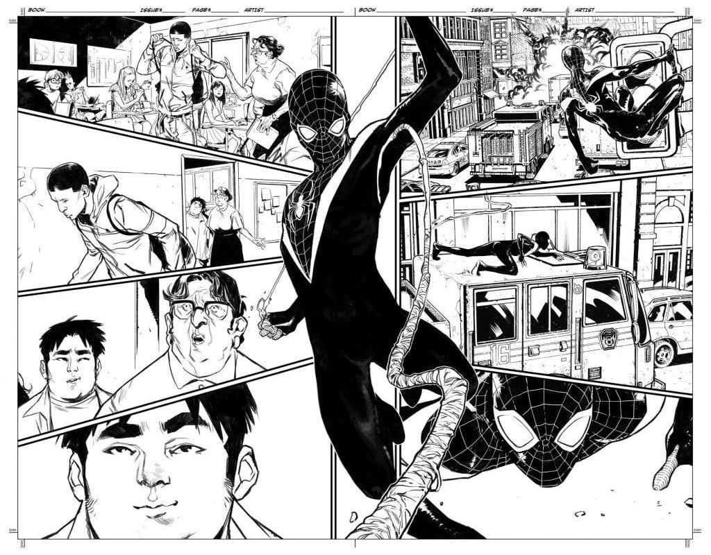 Comics beyond art, Comics as concept