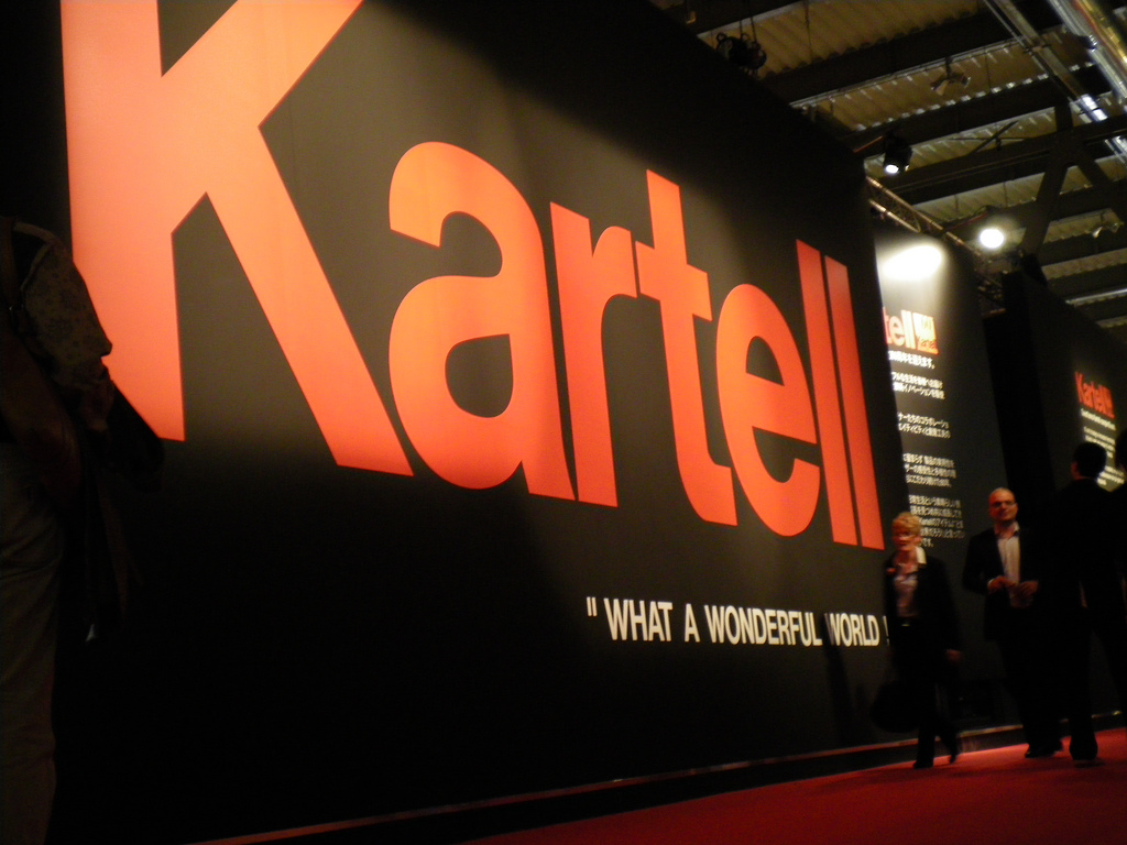 Kartell: 70 years of design, art, and creativity linked to industry