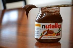 nutella day creme hezelnut food italy italia ferrero chocolate