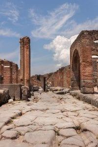 pompeii vesuvio pompei roman romans naples napoli history site