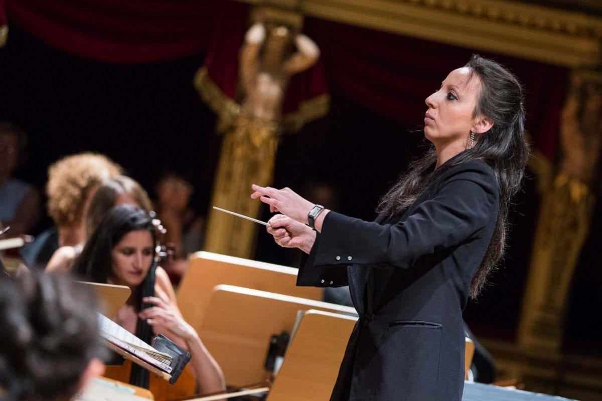 Valentina Peleggi at the English National Opera