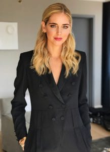 chiara-ferragni influencer fashion italy italia woman celebrity blogger