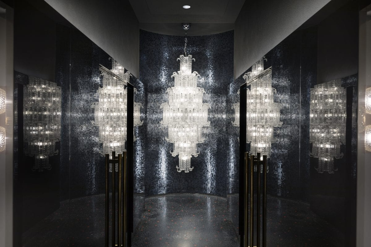 Palazzo Barovier & Toso. Transparent uniqueness