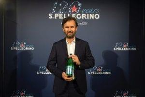 Sanpellegrino_Bottle water italian italia acqua anniversary 120 carlo cracco event
