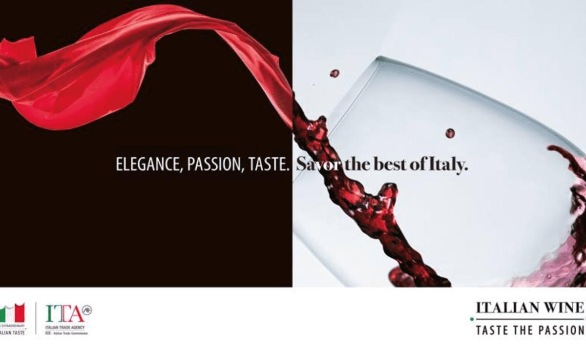 Italian Wine – Taste the Passion