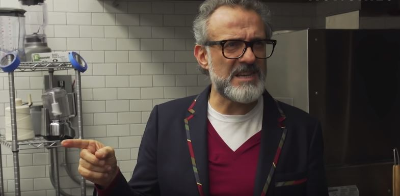Massimo Bottura to run Ferrari's restaurant in Maranello
