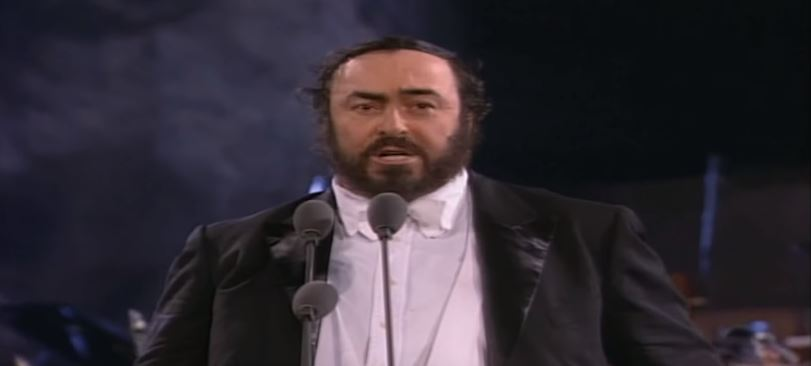 Ron Howard's documentary on Pavarotti