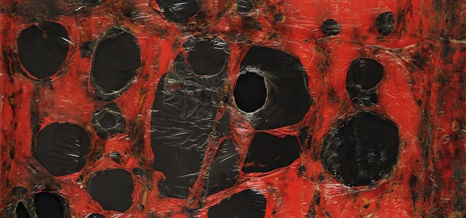 Alberto Burri's work is back in Venice