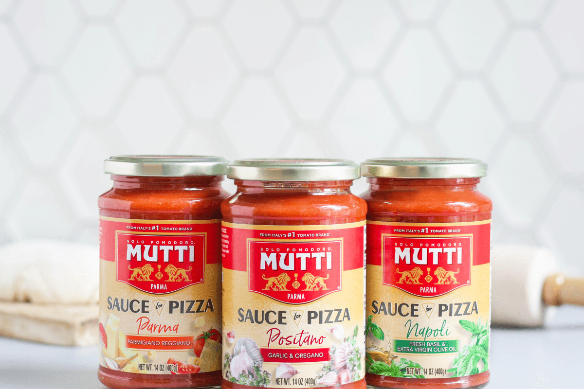 Mutti® Introduces New Sauces for Pizza
