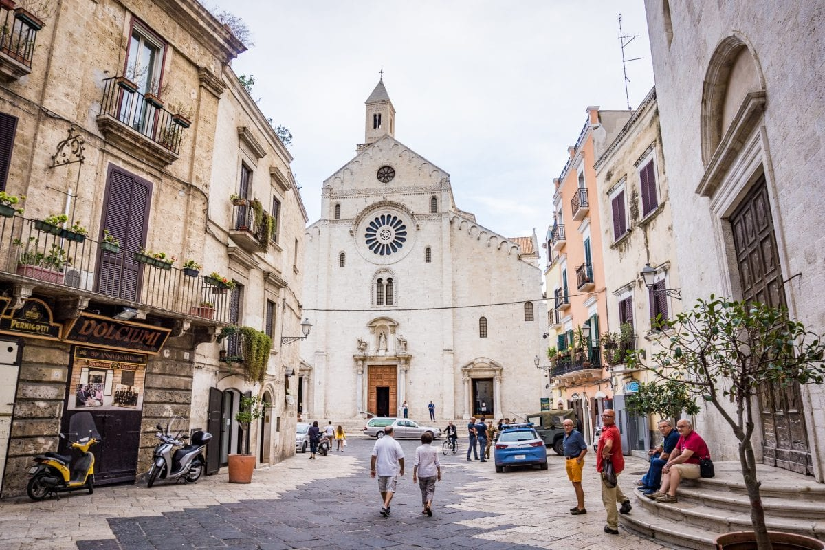 Bari among Lonely Planet's 2019 Best in Europe