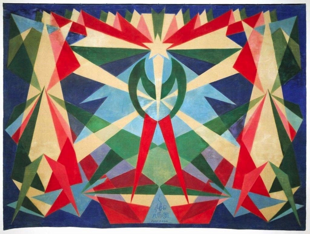 Giacomo Balla manifesto futurista futurist manifest art italy italia