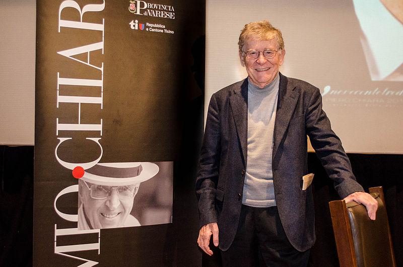 Ermanno Olmi movie director cinema italian italy