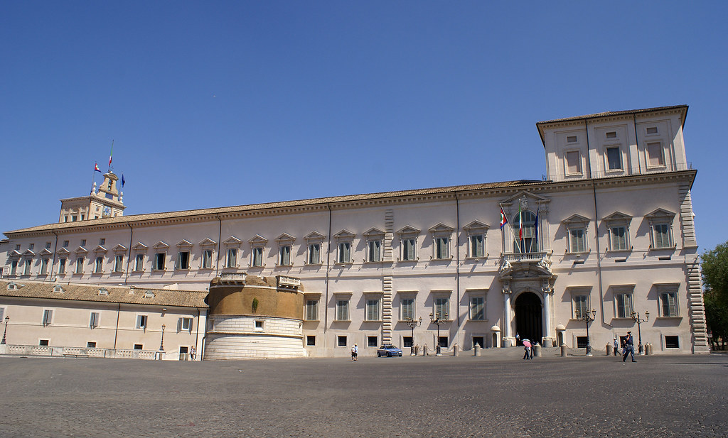 The Quirinal opens to contemporary art and design