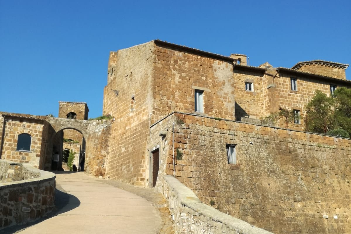 Celleno, a magic ghost town in the heart of Tuscia
