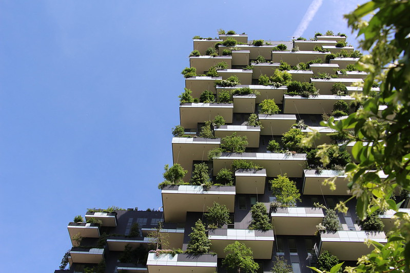 Milan's Vertical Forest lands further recognition