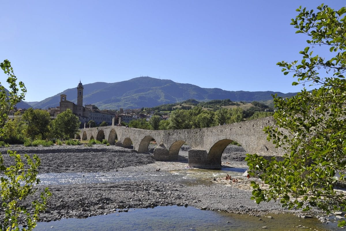 Bobbio, the most beautiful Italian town in 2019