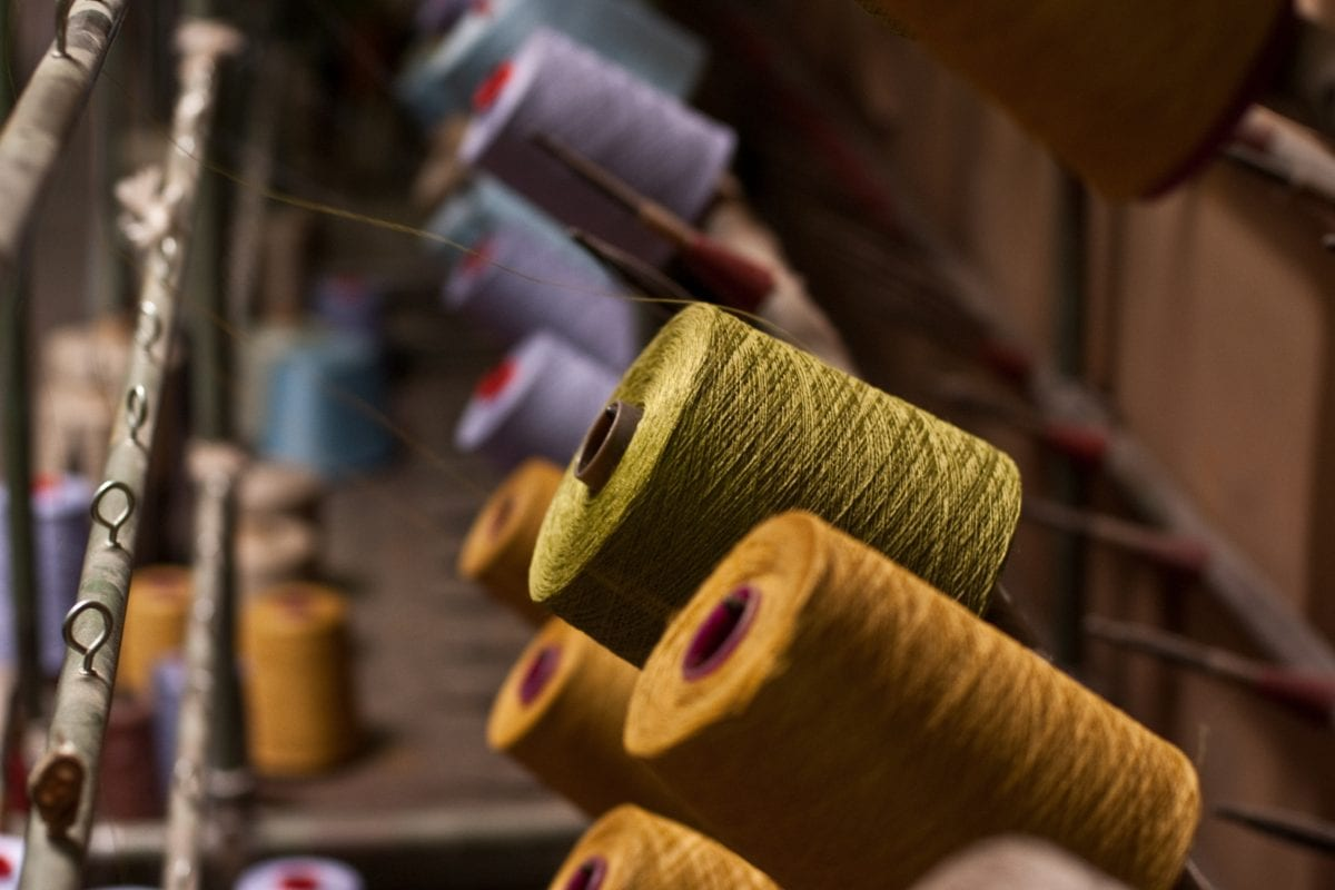 Busatti, the origins of prestigious Made in Italy fabrics