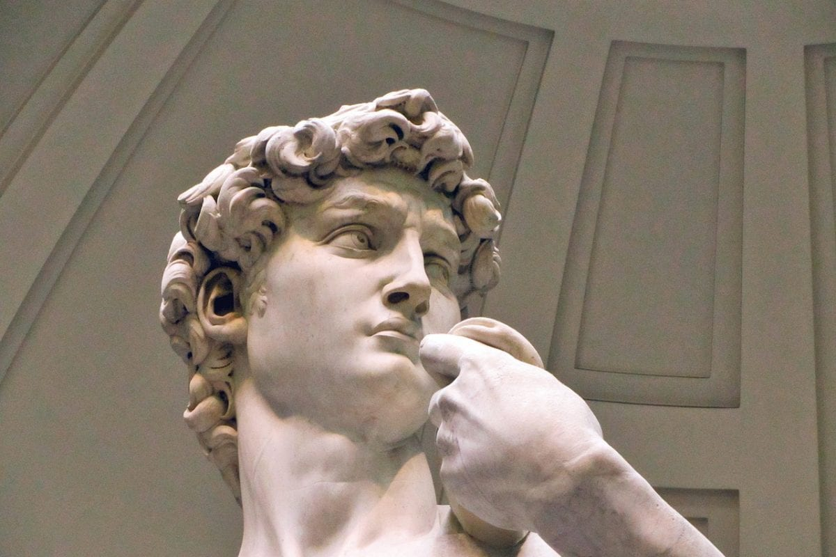 Michelangelo knew the human body better than doctors of his time