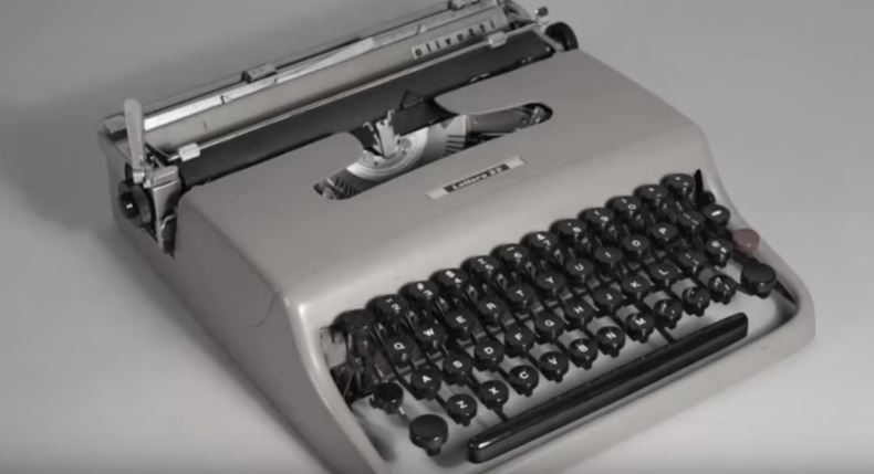 Olivetti's Lettera 22, the design iconic turns seventy