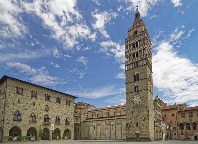 Pistoia, the sweet heart of Tuscany