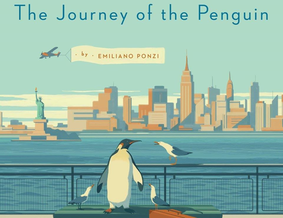 Emiliano Ponzi, one of the best illustrators of our times