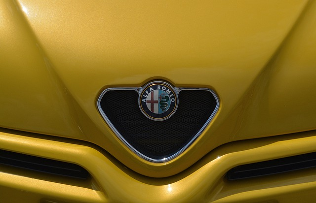 yellow-car-alfa-romeo