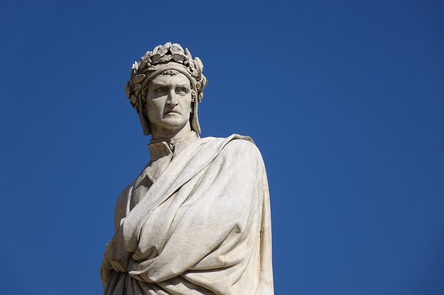 Dantedì: Dante celebrated on social media