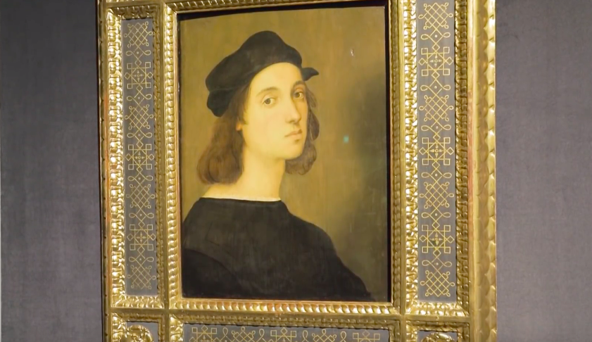 Celebrating Raphael with a dedicated virtual museum