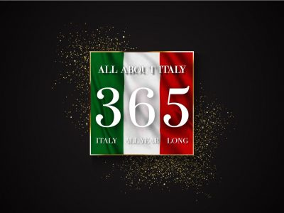 All about Italy 365 cover 1 - 2020