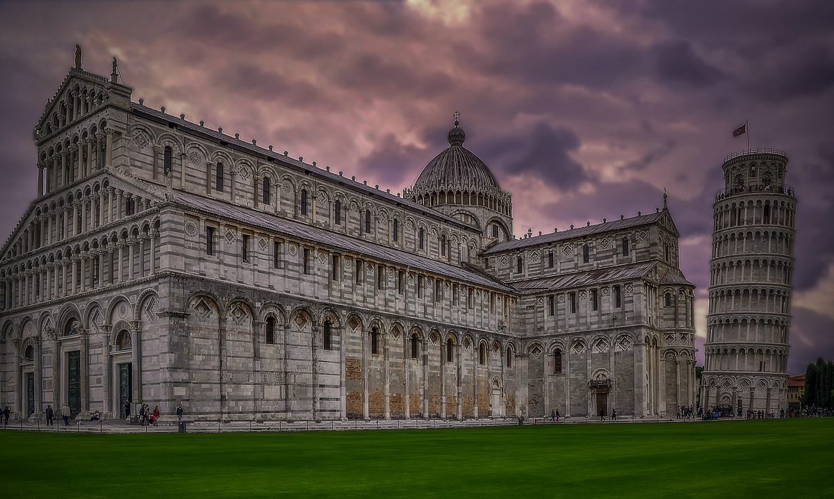 Italy and the iconic Leaning Tower of Pisa welcome foreign visitors
