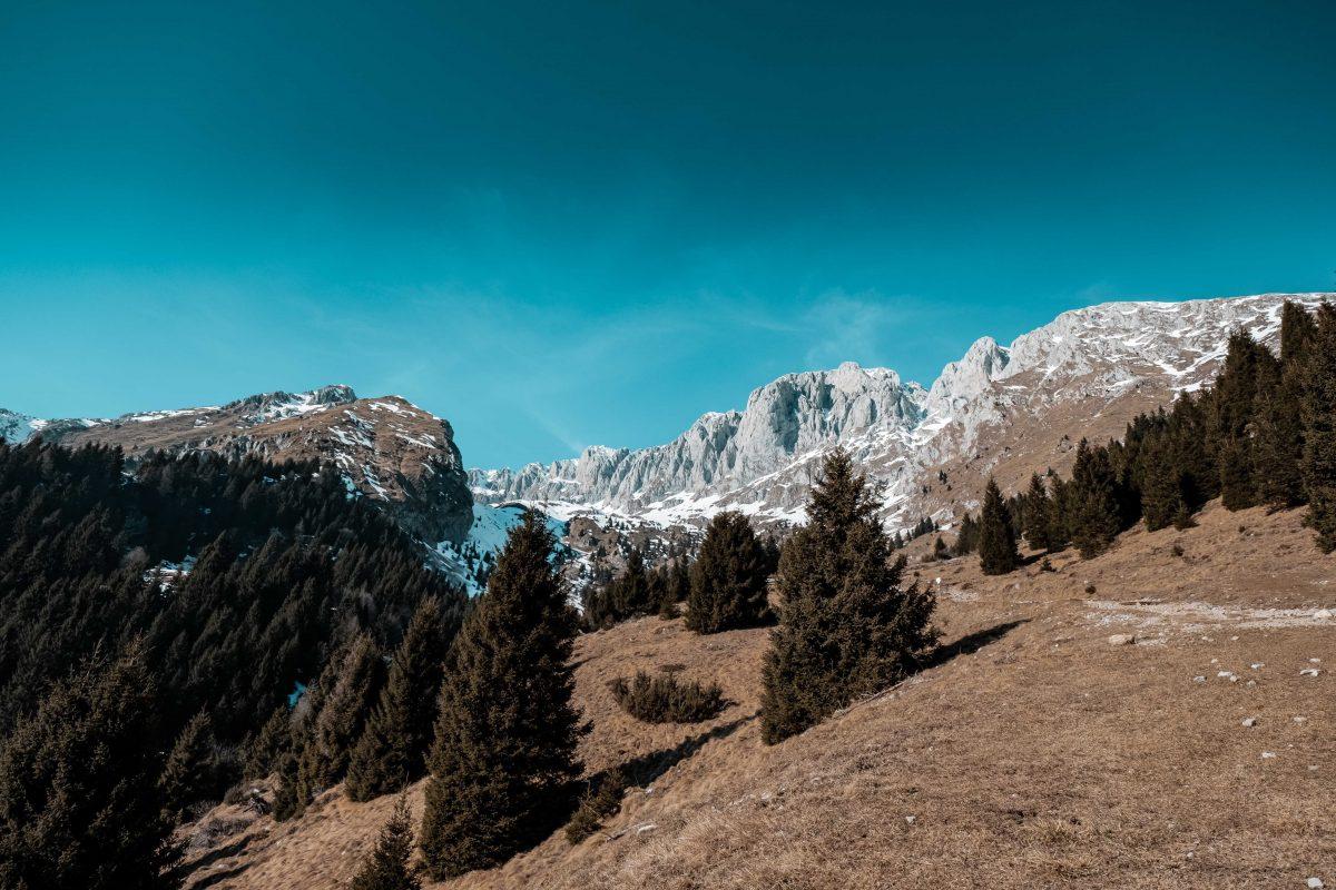 Discovering wonderful, less beaten Italian mountain paths